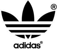 Adidas Logo, 1972