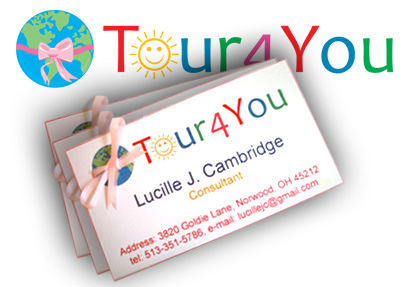 Unique Travel Business Cards Unique Business Cards With